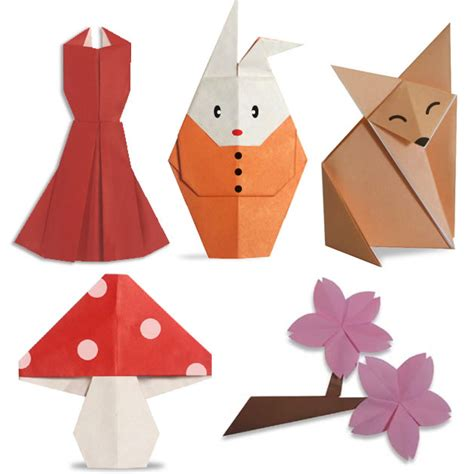 Kid Origami - origami for children s paper toys