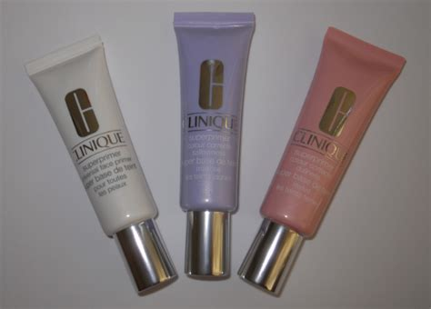 The Clinique Superprimer Primer clinique superprimer primers peonies and lilies