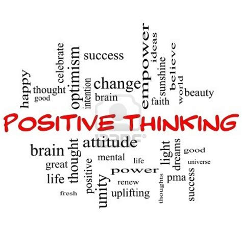 Power Of Positive Thinking the power of positive thinking is a habit can be developed