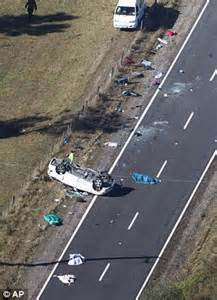 Car Crash In New Zealand Last Week Tragedy As Three Boston Students Killed And