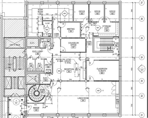 School Cafeteria Floor Plan | transition to our new home the academy a high school run