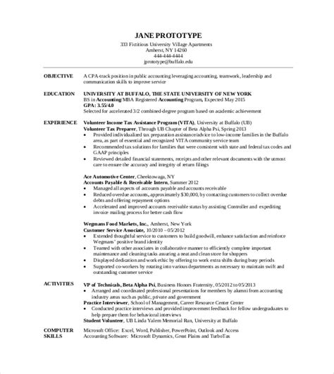 Mba Resume Format Ms Word by Mba Resume Template 11 Free Sles Exles Format