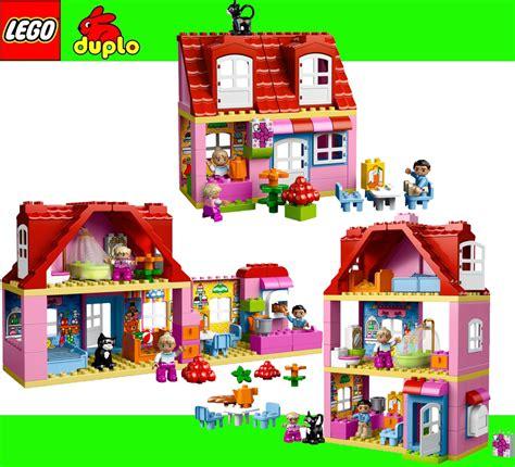 lego duplo haus 10505 lego duplo 10505 big house family home house mansion