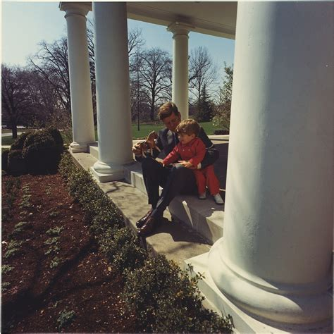 kennedy house file president kennedy plays with son john f kennedy jr
