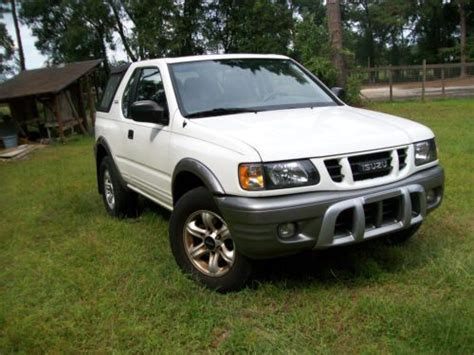 buy car manuals 2002 isuzu rodeo sport electronic toll collection service manual 2002 isuzu rodeo sport door removal find used 2002 isuzu rodeo s v6 sport