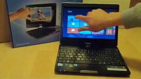 Laptop Acer Windows 8 Touch Screen acer 1825ptz touch screen laptop boots into windows 8 android ubuntu