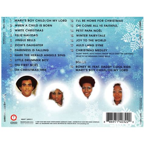 christmas with boney m mp3 buy full tracklist