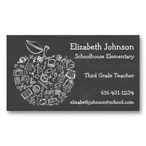 business cards for teachers templates free best 25 business cards ideas on