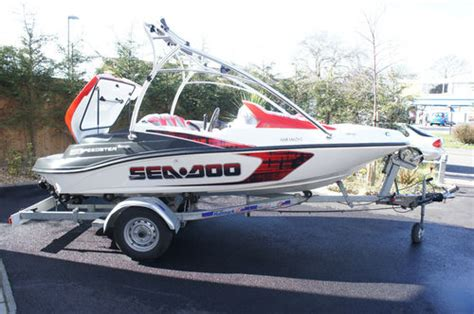 sea doo jet boat for sale ebay uk seadoo wake tower bing