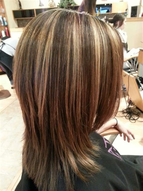 dramatic highlights and lowlights pictures lowlights and highlights dramatic hairstylegalleries com