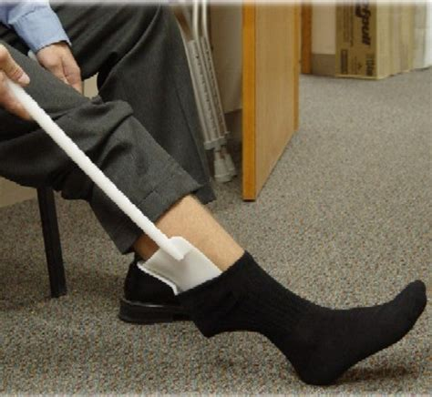 sock aid for the elderly sock n shoe aid boomerstore