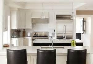 Glossy Black Kitchen Cabinets 41 White Kitchen Interior Design Amp Decor Ideas Pictures