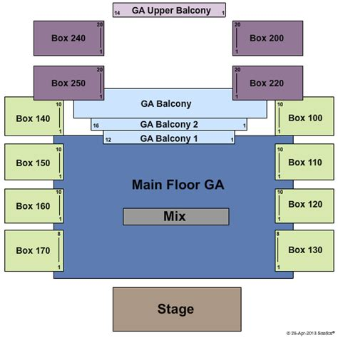 blue seating chart chicago house of blues chicago