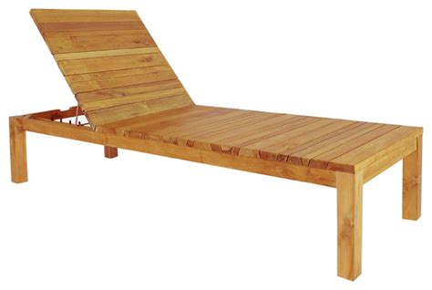 wooden chaise lounges mazzamiz wooden sun lounger modern outdoor chaise
