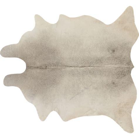 how to flatten a cowhide rug cowhide rug 5 x8 cb2