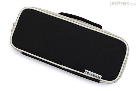 Pocket Pencilcase Black raymay topliner pen with pocket black jetpens
