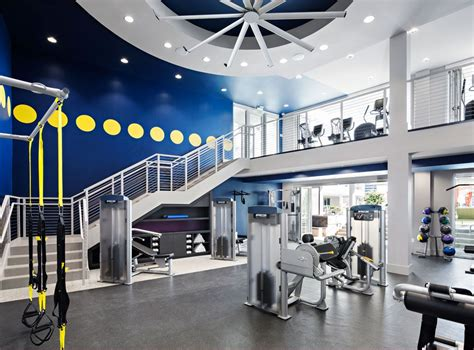 Fitness Center Software 5 by Two Story Fully Equipped Fitness Center At Amli On