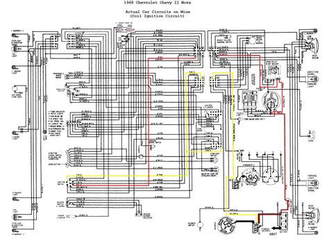 1973 chevy wiring diagram coil