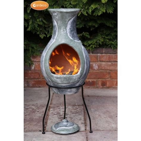 Buy Clay Chiminea Buy Clay Chiminea 28 Images Buy Gardeco Ellipse Large
