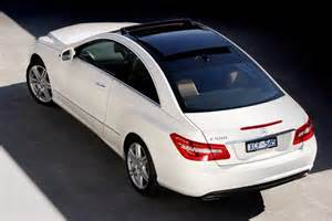 Mercedes E Class 350 Ruminations Of A Doctor Mercedes E Class Coupe 350
