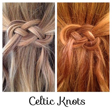 scottish braid hair styles by liberty celtic knot