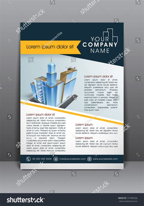 professional flyer templates professional business flyer template corporate banner