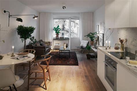 Arredare Casa Di 40 Mq by Arredare 40 Mq Un Accogliente Appartamento Svedese Casa It