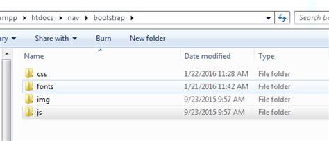 membuat navbar responsive membuat menu dan sub menu responsive dengan bootstrap
