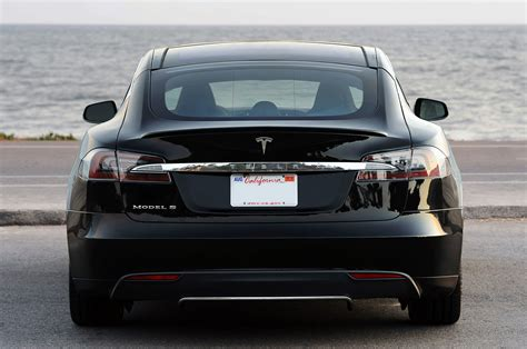 Tesla Economy Tesla Issues Model S Recall Due To Unsafe Back Seat