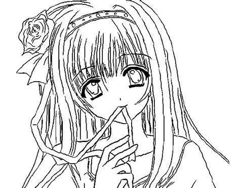 imagenes de mujeres lindas para dibujar im 225 genes de dibujos de anime de amor a l 225 piz animes de amor