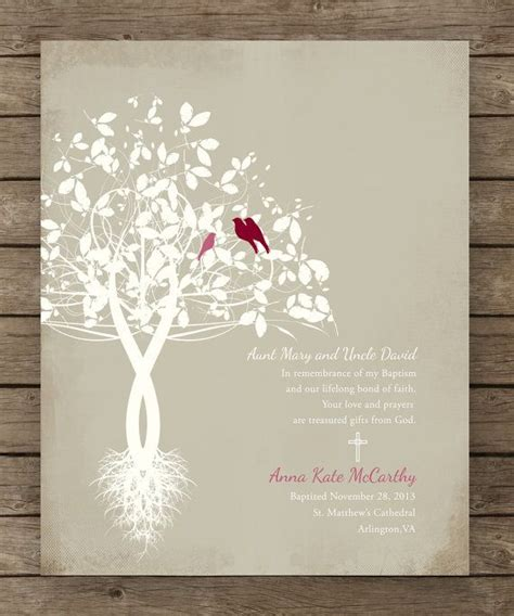 baptism on pinterest baptisms baptism gifts and baptism invitations personalized christening baptism gift for to godparents