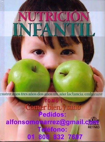 libros de nutricion infantil gratis pdf libros nutrici 211 n infantil