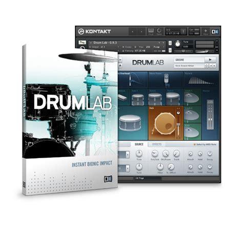 drum lab tutorial native instruments introduce drum lab musictech