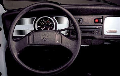 interni maggiolone volkswagen maggiolino l evoluzione design auto
