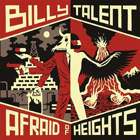 best billy talent album billy talent afraid of heights album reviews