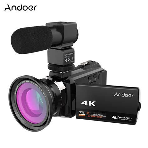 4k digital andoer 4k 1080p 48mp wifi digital sales
