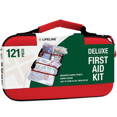 lifeline 121 compact emergency aid kit 4406