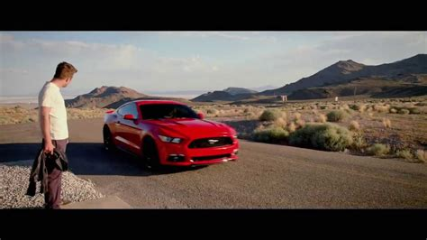 mustang in need for speed 2015 ford mustang screen debut in need for speed