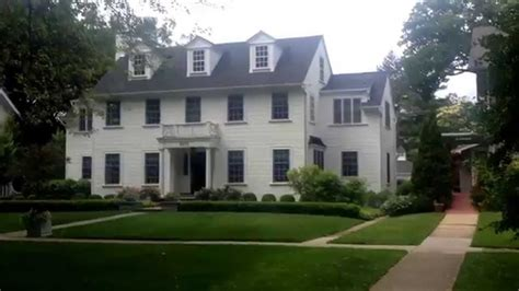 the house movie film tv location house from the movie uncle buck filming locations youtube