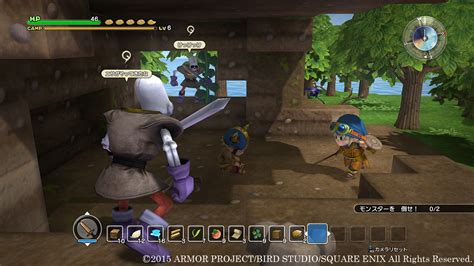 Kaset Ps4 Quest Builders ps4 ps3 ps vita exclusive quest builders gets new screenshots showing monsters npc and more