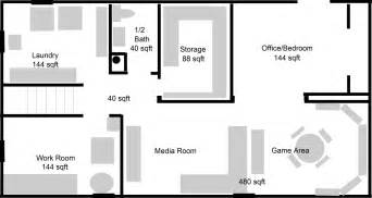 Basement Design Plans small house floor plans with basement how to design a