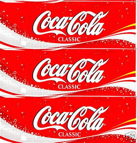 printable coke label 6 best images of coke machine labels printable coke