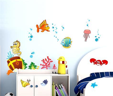 Stickers Muro Bambini by Stickers Da Parete Bambini
