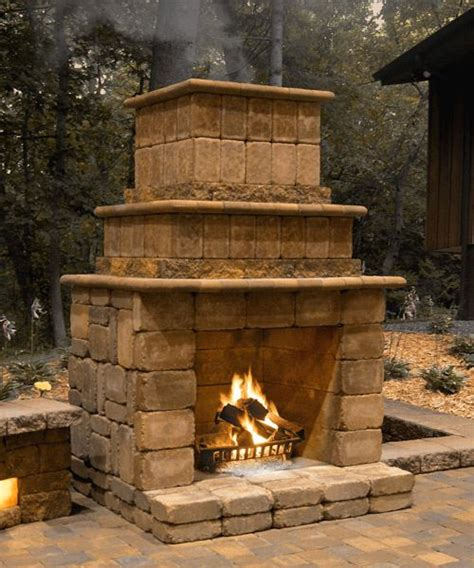 diy outdoor fireplace outdoor fireplace there are two primary alternatives with cost