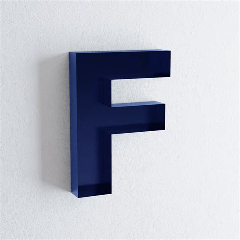 Nursery Wall Letters F Nursery Letter Wall Art Decor Wall Letters For Room