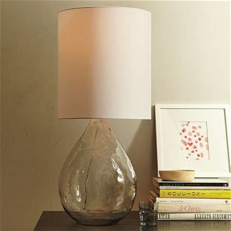 What Is A Mood Lamp by Home Made Pottery Barn West Elm Lamp Knock Off The