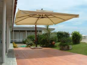 Large Offset Patio Umbrellas Replacement Market Umbrella Canopy