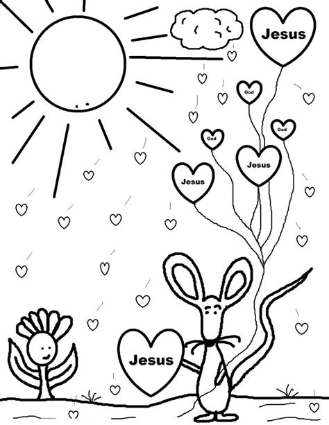 Free Printable Valentine Coloring Pages For Kids Day Color Pages