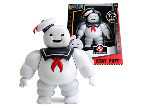 Metal Diecast Stay Puff toys stay puft marshmallow 6 inch diecast