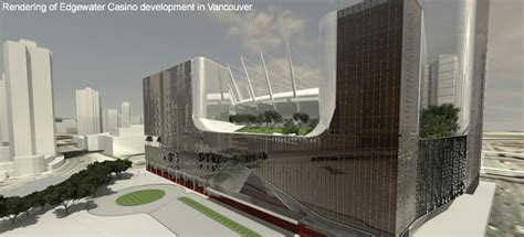 network design proposal for casino new urban resort coming to vancouver